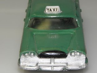 Dodge Royal Taxi Mexico