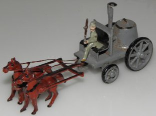 Ernst Plank cantine hippomobile