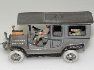 voiture d'état major Ernst Plank