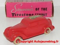 Ford Firestone telle que l'on pouvait l'acquérir en 1936 lors de l'exposition