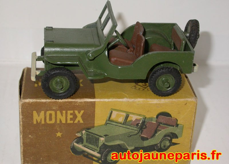 Jeep Monex US Zone