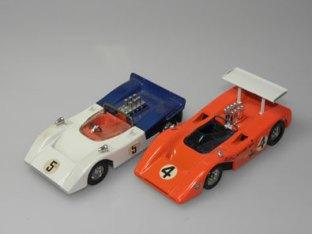 Mac Laren M8B Solido et Dinky Toys