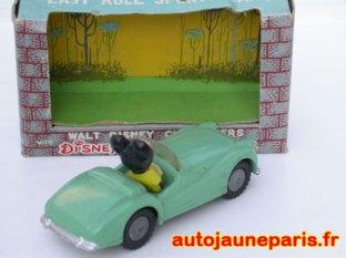 Marx Triumph TR3 avec Mickey
