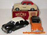 Micro Models Holden taxis seconde calandre