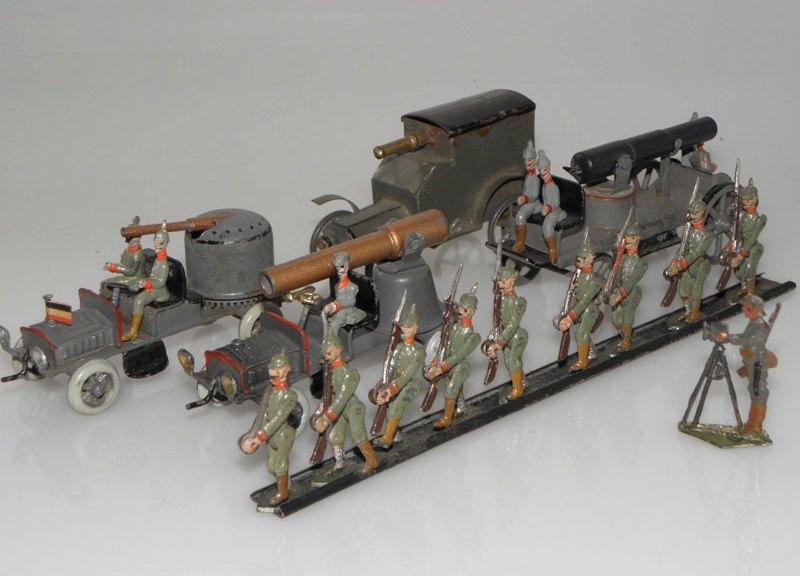 Défilé militaire Ernst Plank