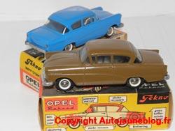 Tekno Opel Rekord 58 pour les Pays Bas