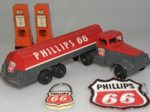 Ralstoys camions Autocar citerne Philipps 66