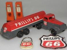 Ralstoys camions Autocar citerne Philipps 66