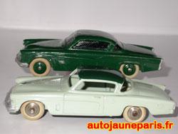 Prototype Studebaker 24 Y Dinky Toys