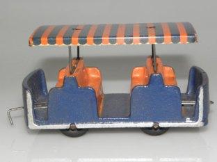 wagon de l'expo de 1939