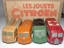 rares Citroën T-U-B