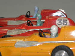 Dinky Toys (Indes) Monoplace Vanwall
