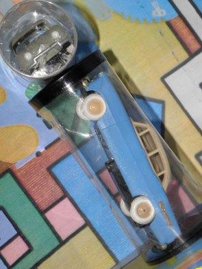 Minialuxe à la manière de Damien Hirst
