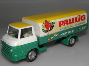 Volvo Express Paulig