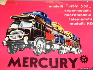 catalogue Mercury