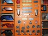 carrosseries et accessoires chromés