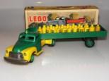 Lego Chevrolet BP semi remorque ridelles
