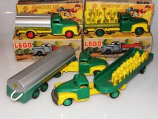 Lego ensemble aux couleurs BP