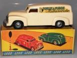 Lego Chevrolet Maelk Flode