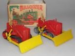 Salco bulldozer mécanique et normal