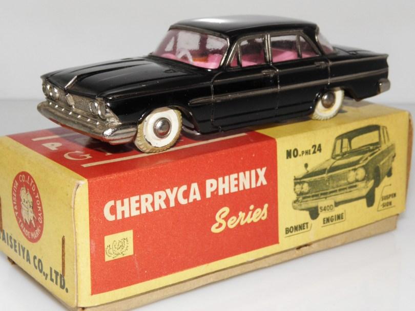 Cherryca Phenix Prince Gloria (premier modèle)
