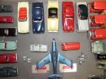 disparité d'échelles entre les véhicules de gamme différente