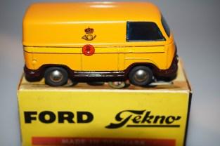 Tekno Ford Taunus postes danoise