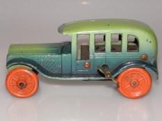 Limousine mécanique en plomb, rareté !