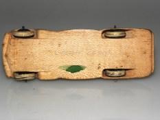 Dinky Toys série 39 Lincoln Zephyr (prototype bois)