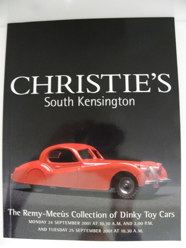 catalogue Christies du 24 Septembre 2001