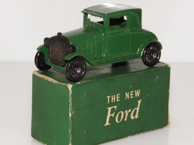 Tootsietoys Ford A coupé