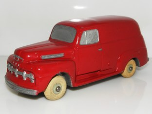 National-product Ford F1 panel van 1952