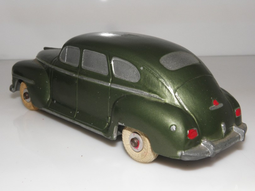 National Product Plymouth 1946