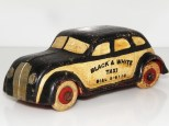 "Rubber De Soto ""black and white taxi"""
