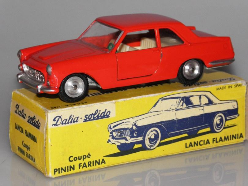 Dalia Solido Lancia Flaminia avec phares moulés