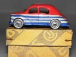 "C-I-J Renault 4cv 1949 ""Cinzano"""