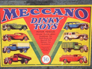 Dinky Toys coffret série 30