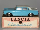 Mercury Lancia Flaminia ou l'harmonie des couleurs