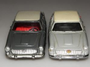 Mercury Lancia Flaminia avec ou sans aménagement intérieur