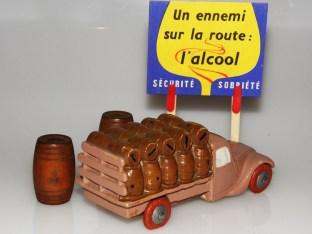 JRD Peugeot 402 plateau brasseur
