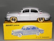 Dinky Toys Junior Panhard PL17