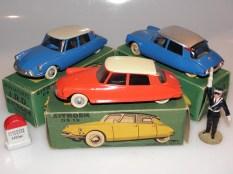 JRD Citroën DS19 couleurs peu fréquentes
