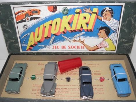 Autokiri avec 4 modèles