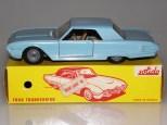Peu fréquente couleur de Solido Ford Thunderbird avec phares en strass