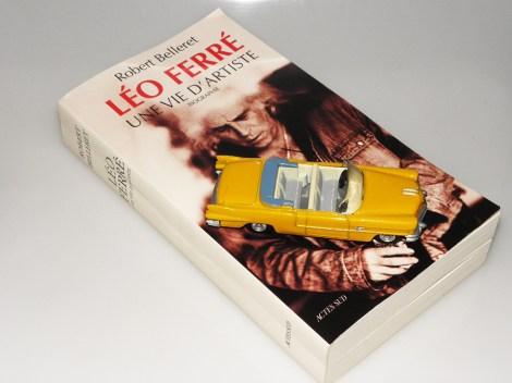 La biographie de Robert Belleret et la Cadillac de Léo