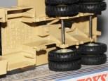 Dinky Toys Berliet GBO saharien sans lame d' acier pour recevoir la remorque