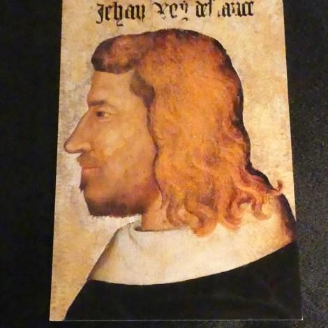 portrait de Jean Le Bon