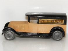 "CD Renault 40cv ""transports rapides"""