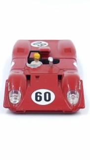 Dinky-Toys Ferrari 312P avec pilote