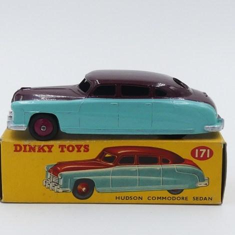 rare Hudson Commodore de chez Dinky Toys
